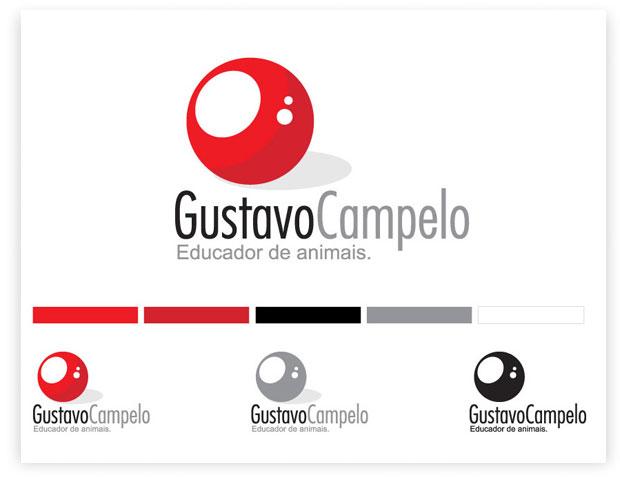 Criação de identidade corporativa, logotipo e paleta de cores