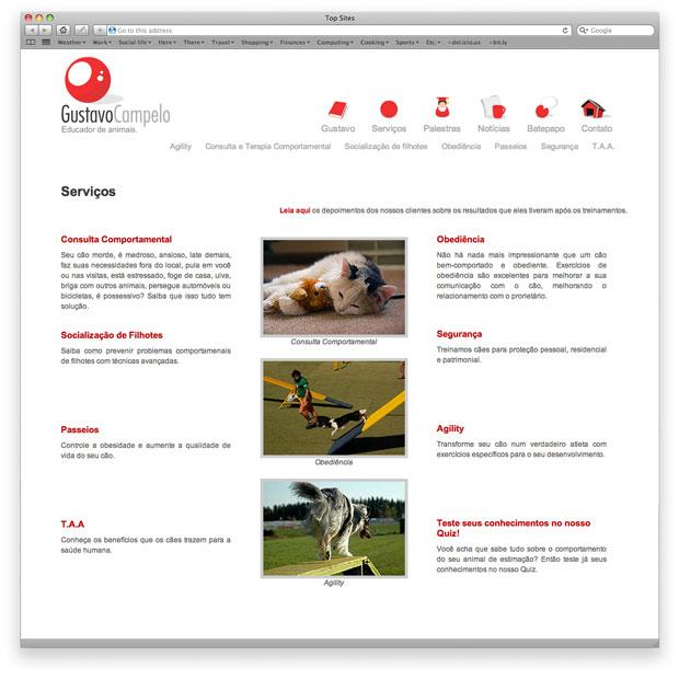 Programação de template WordPress, XHTML e PHP