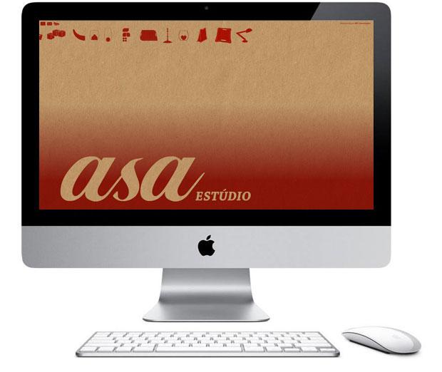 Asa Estúdio - programação em Flash AS2