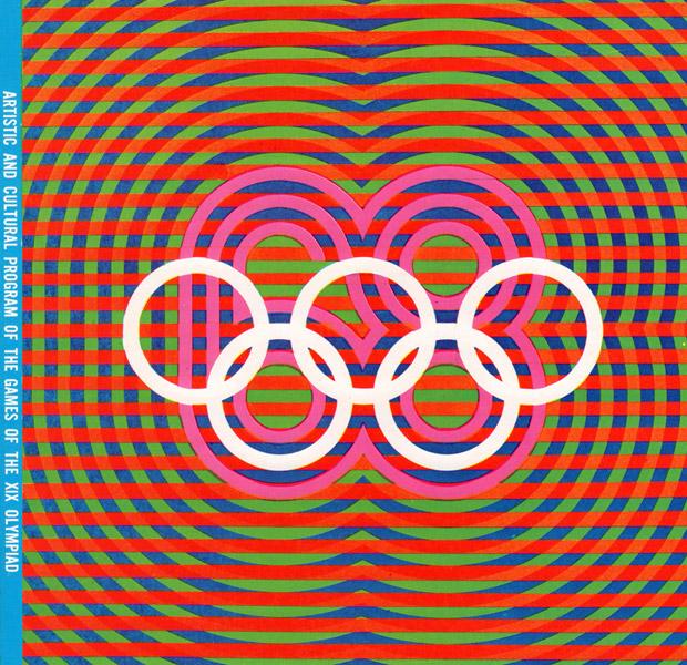 Identidade das olimpíadas - México