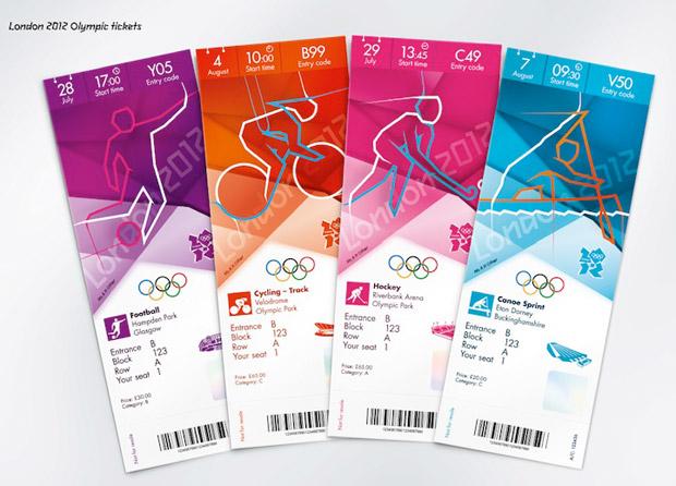 Aplicação de pictogramas nas Olimpíadas de Londres 2012