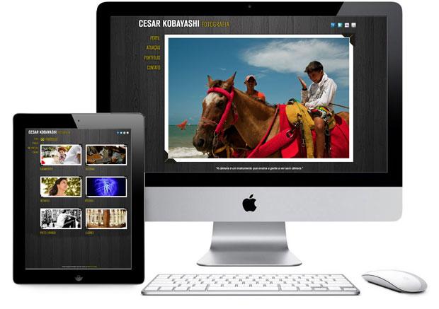 CK Fotografia - portfolio online - página inicial