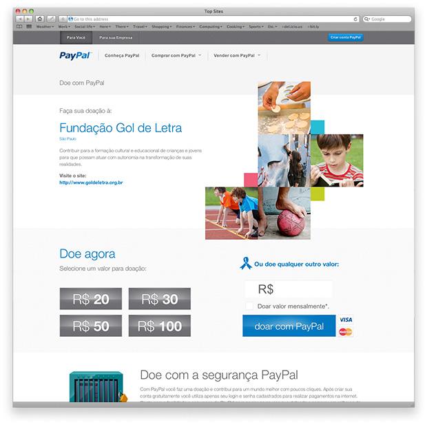 PayPal - Doe Com PayPal